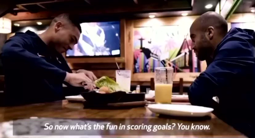Poor lack of research from Sky Sports claiming that Vinicius celebrated his goals as if he has won the World Cup, when it's actually a tribute to his late mother #THFC   https://t.co/ex8UCpwM4A