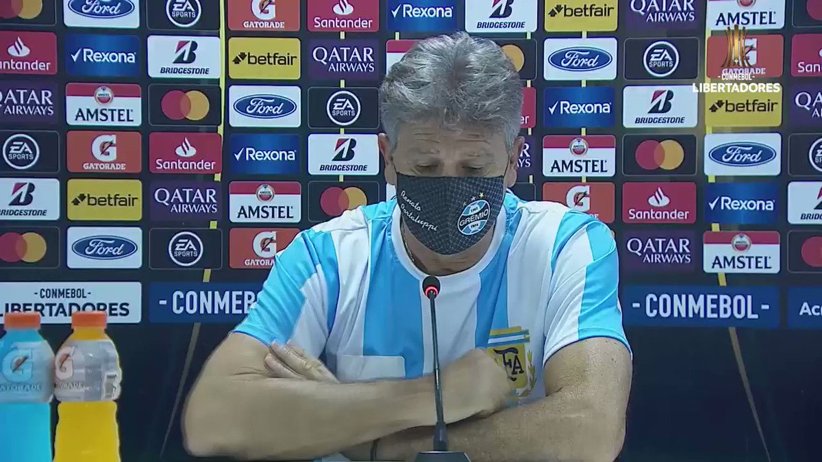 @Libertadores's photo on Renato