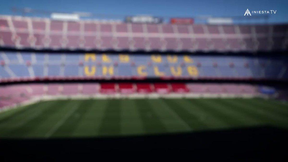 🎥 Nuevo vídeo en #IniestaTV @RakutenSports   Amante del talento futbolístico y descubridor de @andresiniesta8, @AlbertBenaiges se convirtió en la 'otra familia' de Andrés cuando llegó a la Masía ⚽🖤  ▶️ Una producción de Sports&Life ▶️