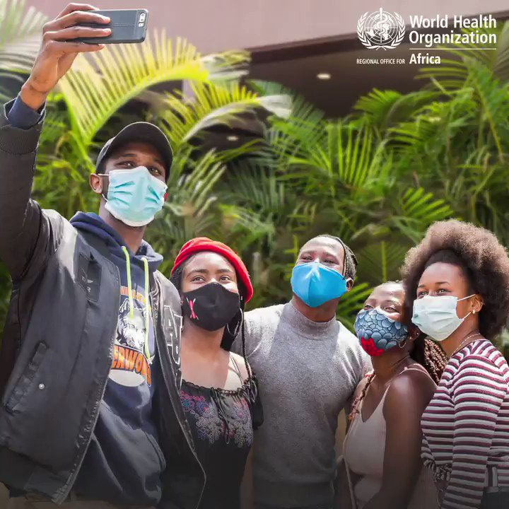 Ask a young person why they wear a mask, & they come up with a million reasons why it makes good sense for them.  Let's all do our part to stop the spread of #COVID19. #MaskUp, not down!