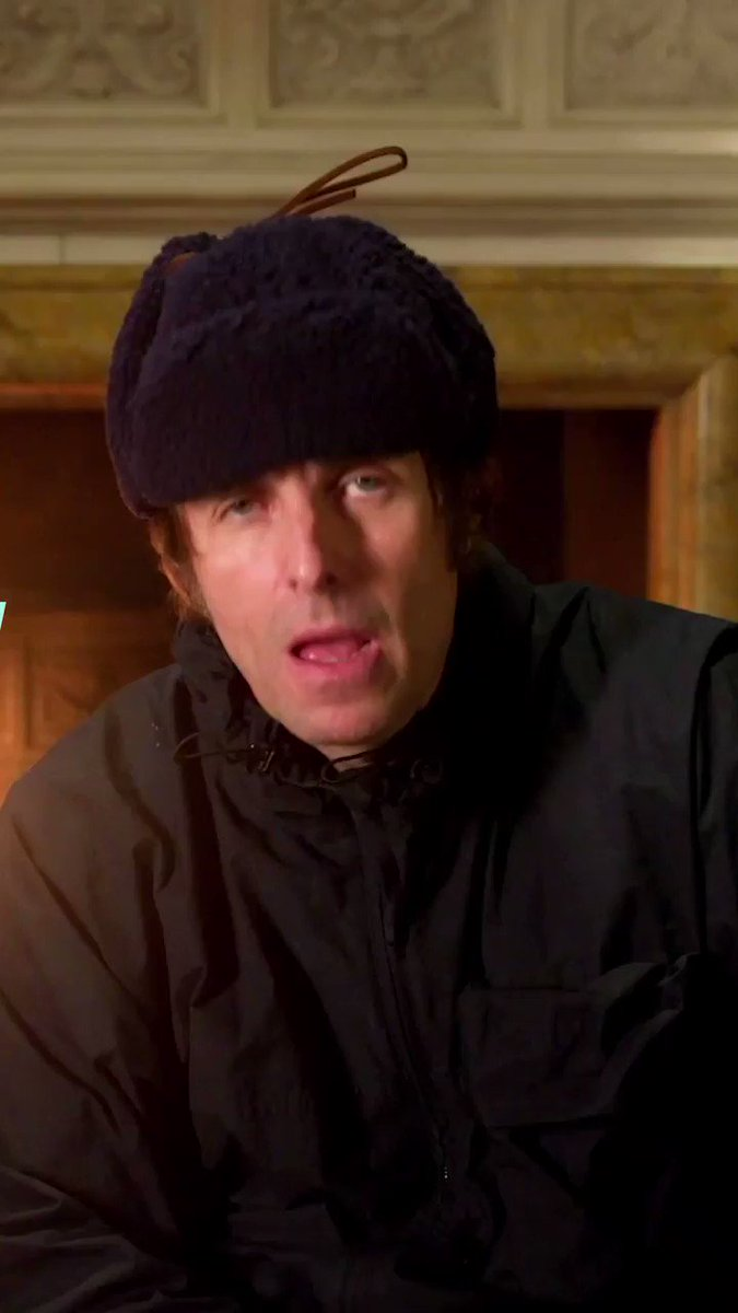 .@liamgallagher gets into the Christmas spirit with #AllYoureDreamingOf, raising money for @actnforchildren 🎄