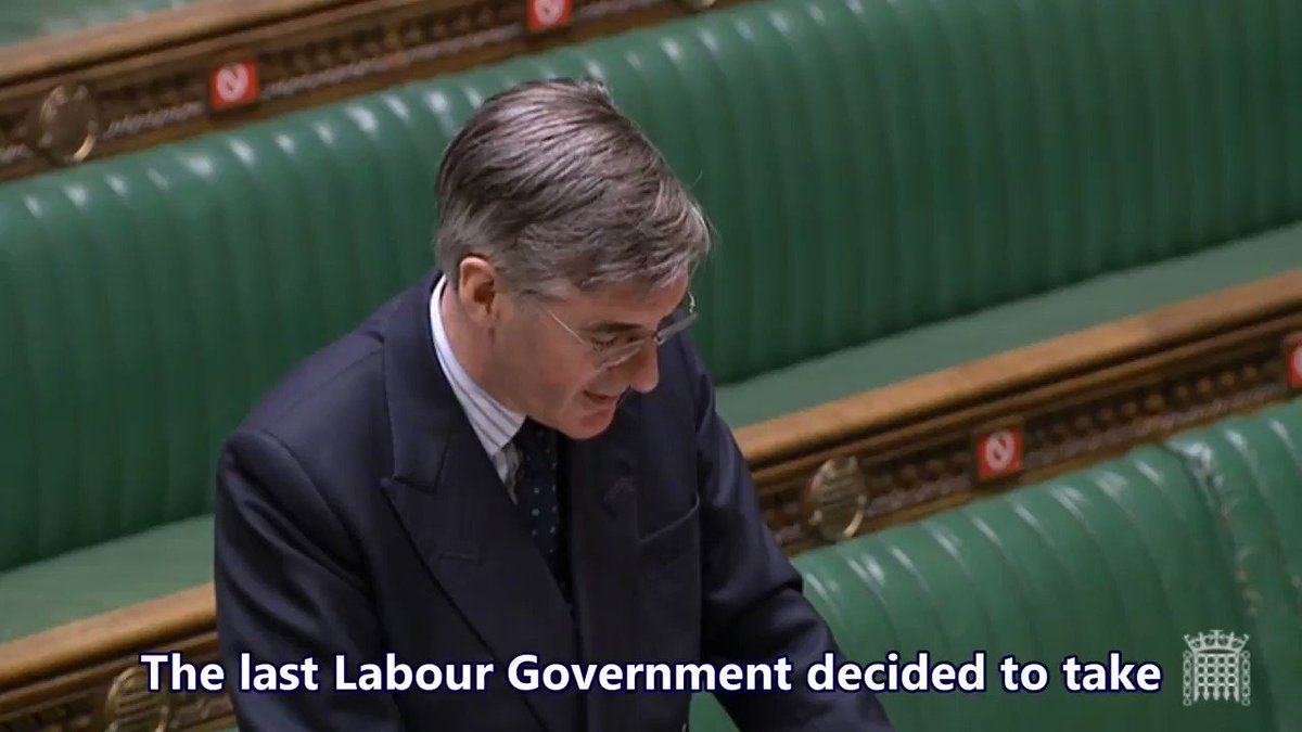 @Jacob_Rees_Mogg's photo on Labour