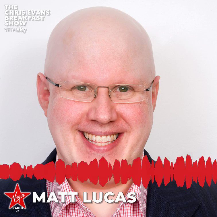 The magnificent @RealMattLucas brand new charity single, Merry Christmas Baked Potato is out now 🎄🥔🎶 #ChrisEvansBreakfastShow #MerryChristmasBakedPotato