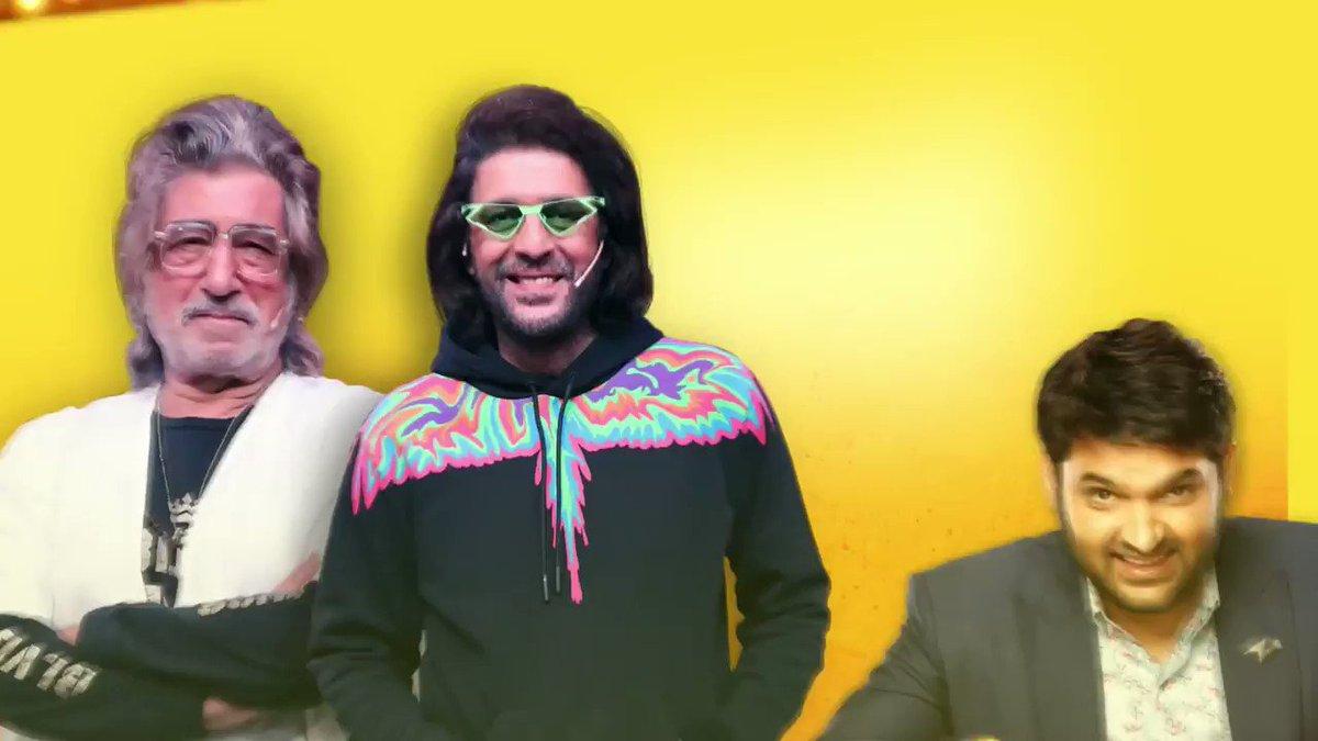 Chunky Panday and Shakti Kapoor bring a bit of Devdas to the show this weekend!  #TheKapilSharmaShow Sat-Sun at 9pm on #SonyTVUK.   #Comedy #KapilSharma #Fun #Laughter #Entertainment #TKSS #VishalDadlani #HimeshReshammiya #AdityaNarayan