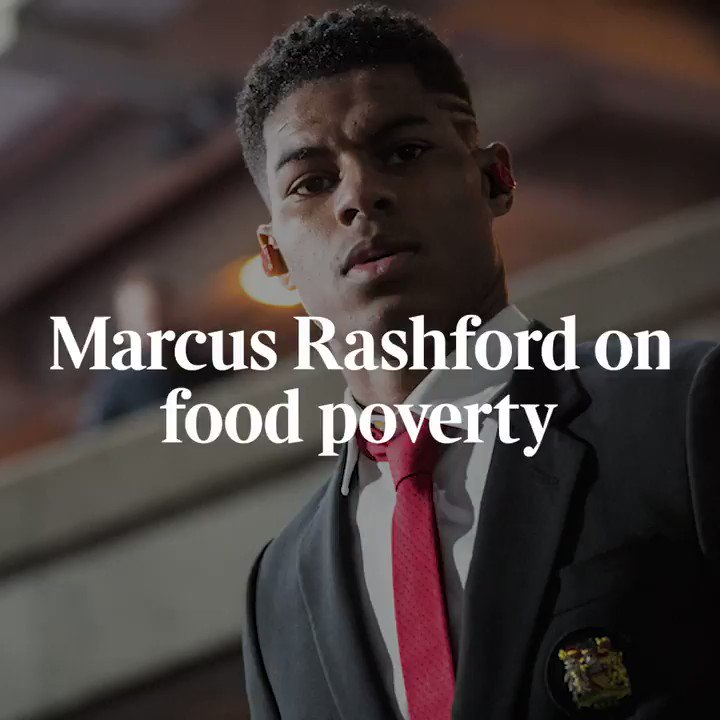 Sir Alex Ferguson and @MarcusRashford are supporting the #TimesChristmasAppeal which is raising money for the charity @FareShareUK.  @RSylvesterTimes & @aliceTTimes talked to the star striker and legendary former manager about growing up in poverty