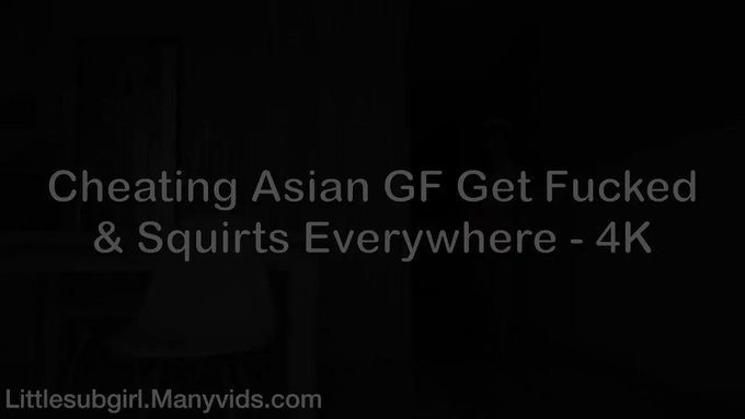 Just made another sale! Cheating Asian GF Get Fucked & Squirt 4K https://t.co/VX7HYoScxT #MVSales