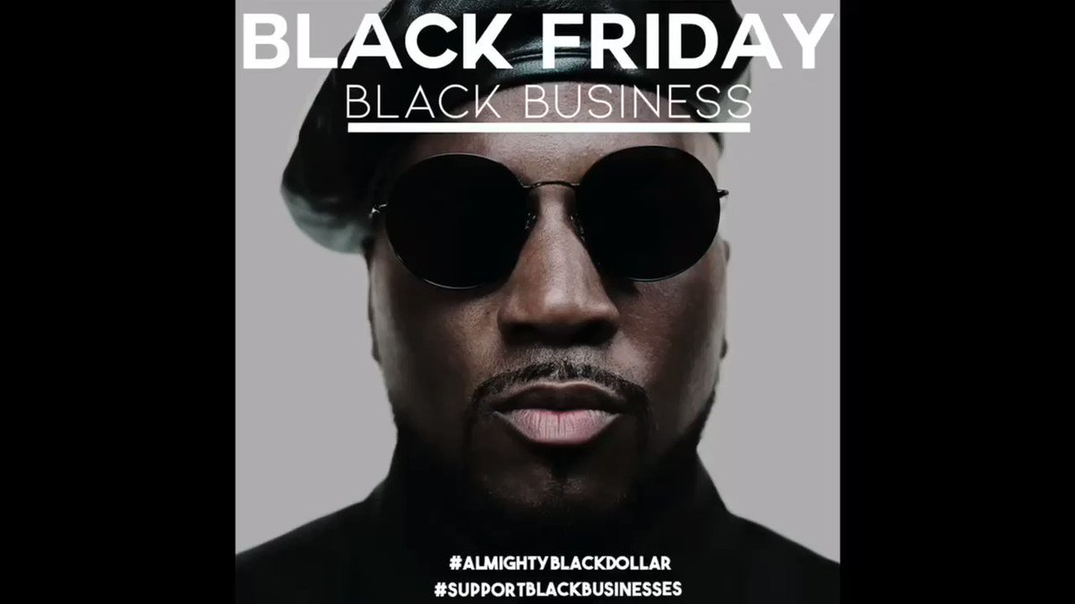 Btwn #BlackFriday and #CyberMonday let's be intentional about where we spend our black dollar.Tag a #blackbusiness , post your business, tag me with #ABD playin &hashtag #AlmightyBlackDollar we gon let the world know! I'm reposting &shoutin out the culture. Let's Get It! #BigSno