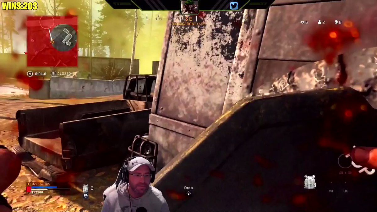 MrSoldier1HD - Riot shield nerds I punch them to death!!! #warzone #Warzoneclips #MikeTyson