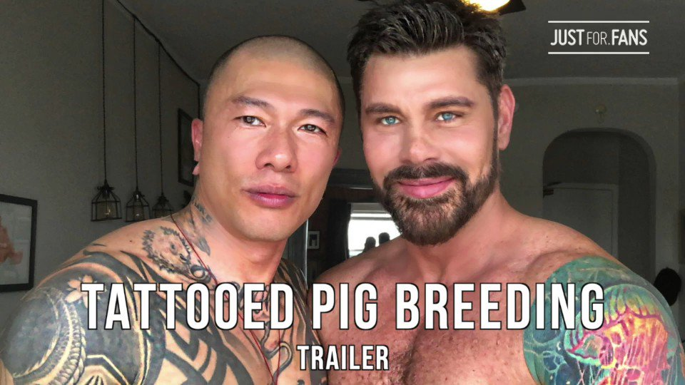 Asian Daddy: TEASER ~ Damian Dragon x Jack Mackenroth ... See this and more at: justfor.fans/DamianXXXDrago…