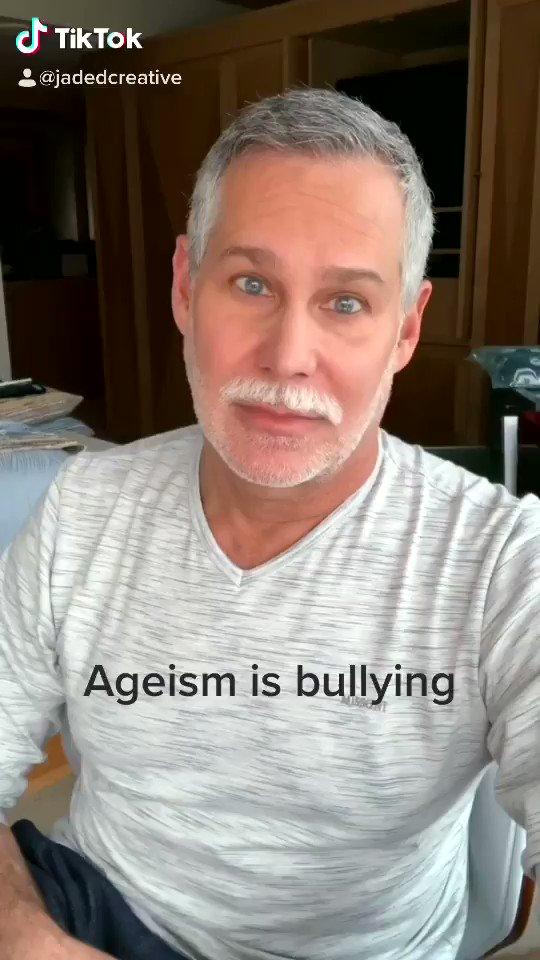 Love, grandpa. #tiktok #ageism
