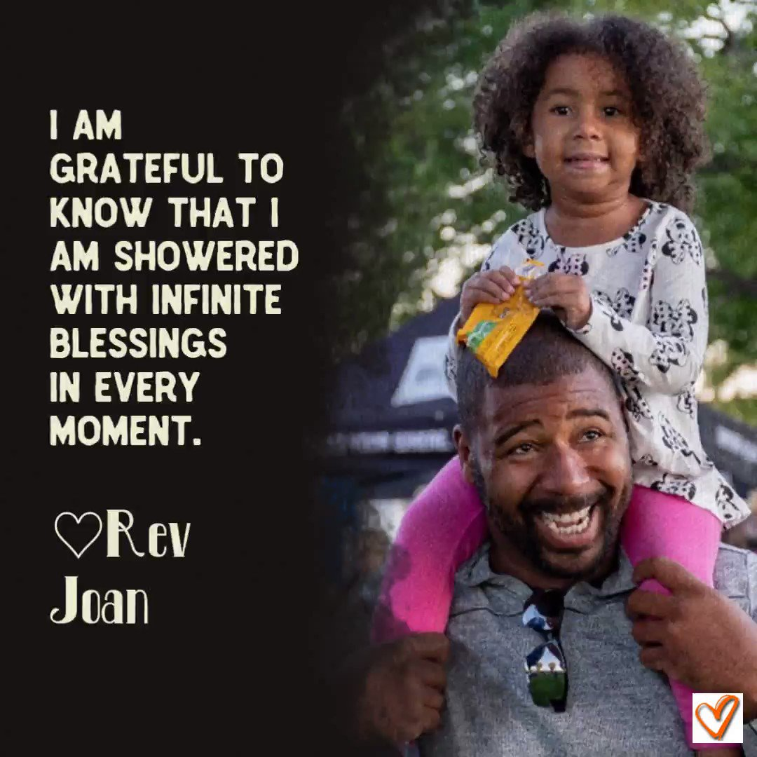 #grateful #Iam #showered #infinite #blessings #connect #inspire #transform  #oneaday #theagapeway  #revjoan