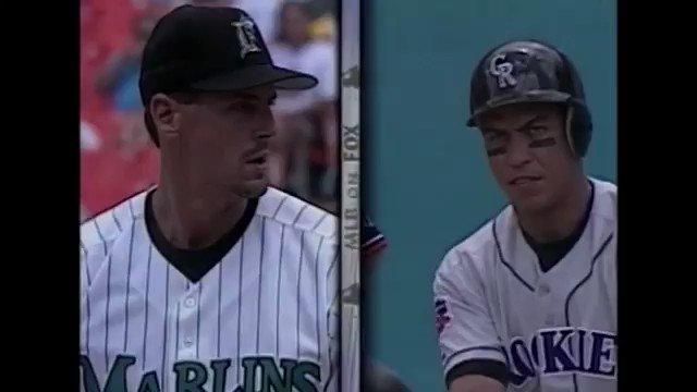 Recordando el TABLAZO que pegó Andrés Galarraga con las bases llenas en 1997. 💣 #FlashbackFriday