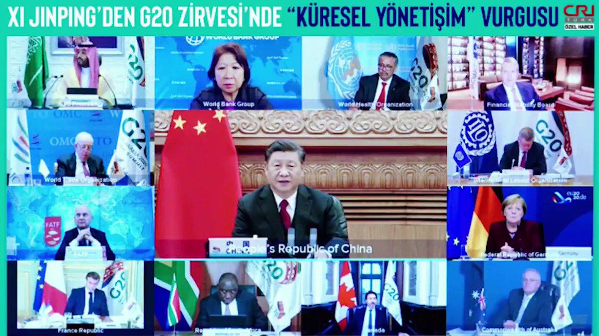 """📌 Akademisyen Altay Atlı (@AltayAtli),  CRI Türk'te Samet Demir (@ImSametdemir)'in """"Ekonomi Basını"""" programına konuk oldu.  📌 Atlı, #G20 Zirvesi'ndeki ana gündem maddelerini ve Çin Cumhurbaşkanı Xi Jinping'in vurguladığı konuları değerlendirdi.  👉"""