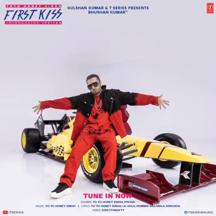 Take a moment to go back in time and re-live all your first times. And, don't forget to tune into #FirstKiss!  🎧   @asliyoyo #BhushanKumar @directorgifty @ipsitaaofficial #UmeshSharma @itsmihirgulati #BobbySuri @rdmmedia #yoyohoneysingh #yoyo