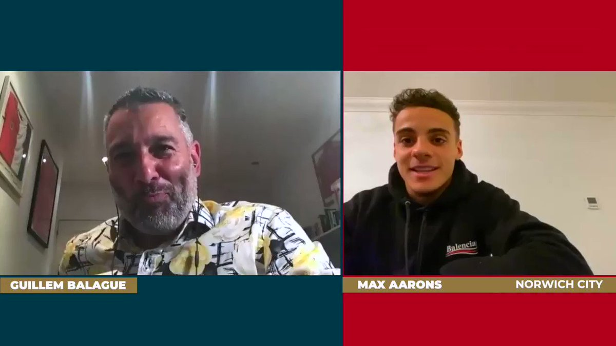 #NewEpisode: @GuillemBalague spoke to @maxaarons2 about many things in the new #CanWeComeIn show, including what happened when Barcelona wanted him in October.  🎧:   📺: