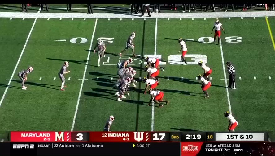 Michael Penix Jr. is out for season.   Indiana will now rely on former 4-star QB and Utah transfer Jack Tuttle.   Tuttle was an Elite 11 finalist. He went 5-5 on Saturday against Maryland in relief of Penix.