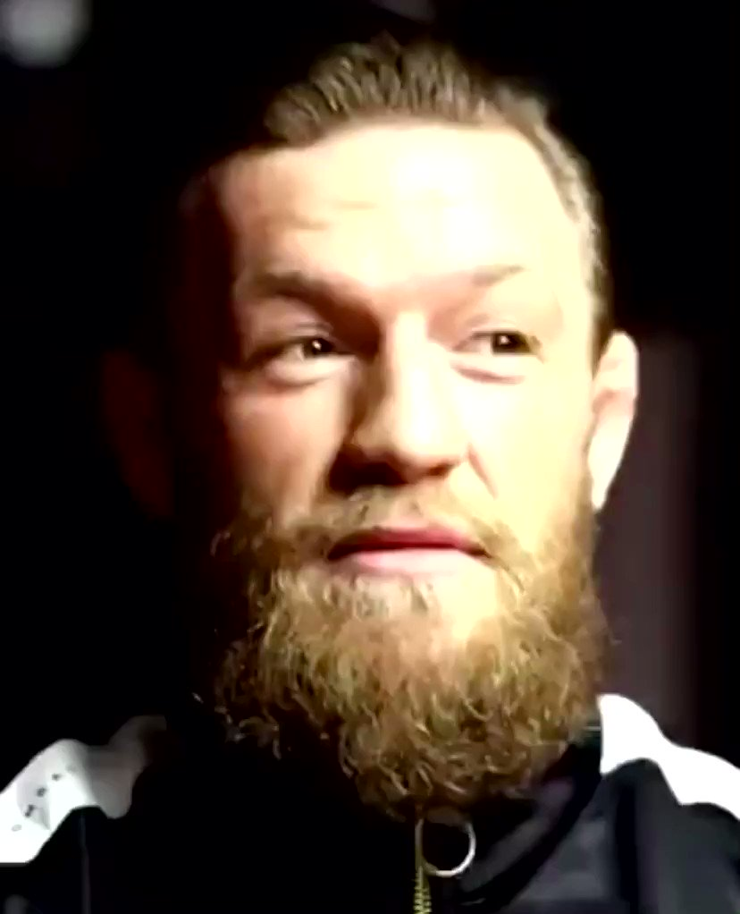 "Hazz - ""Connor McGregor, I'mma knock his ass out"""