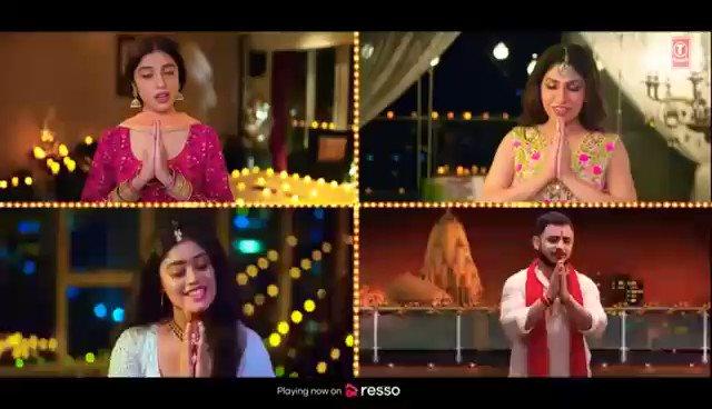 Love this version of my favorite bhajan..
