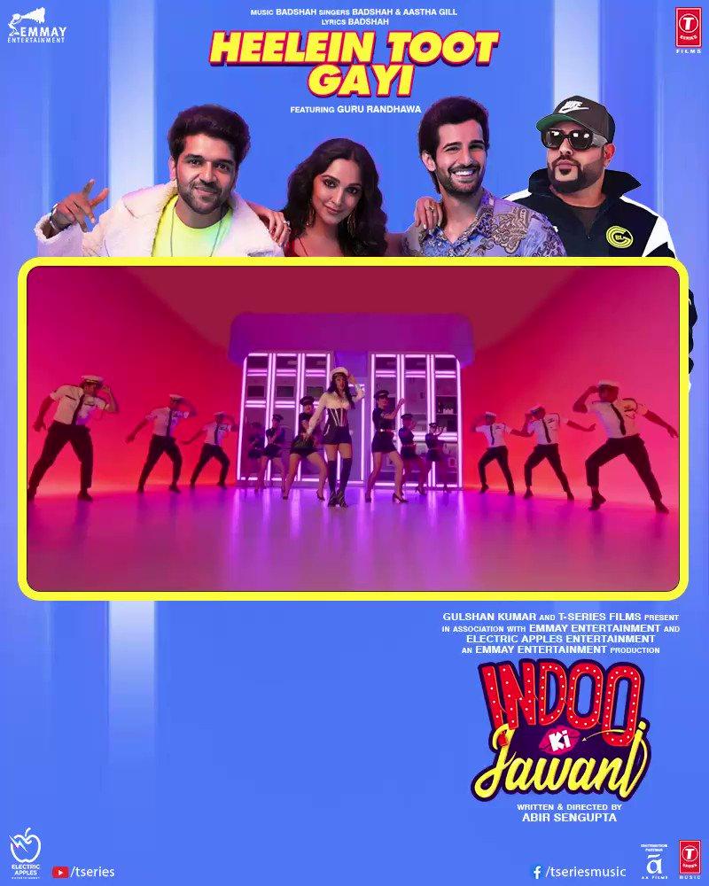 #HeeleinTootGayi turns up the party groove as it crosses 20M+ views on YouTube! Tune in now -   @AdityaSeal_ #MallikaDua @AbirSenguptaa @Its_Badshah @GillAastha @GuruOfficial @adityadevmusic @Ad7777Adil @monishaadvani @madhubhojwani @nikkhiladvani
