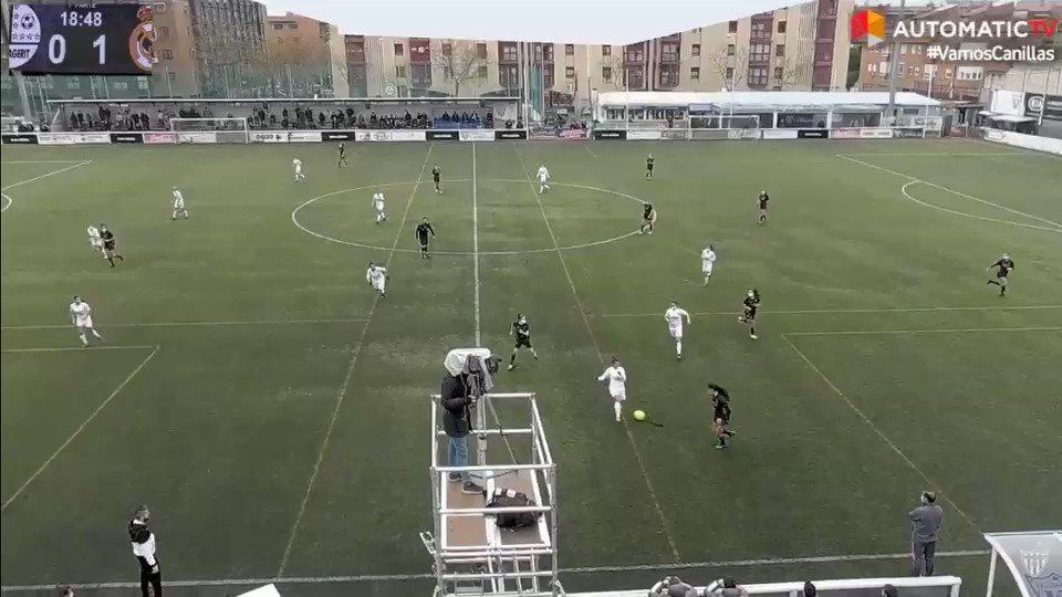 Y ahora segundo gol del @CDMagerit   Parece que hoy nuestras chicas están algo desconectadas en defensa...  #HalaMadrid | #RMCity