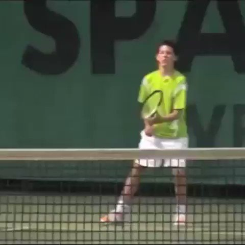 Even at 13, @ThiemDomi was a star 🤩  (via Sergei Lazarew - YouTube) https://t.co/qGs0pucYTf