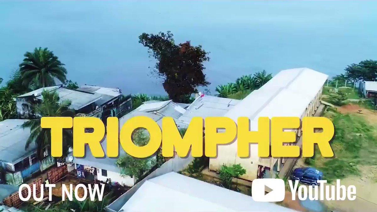 "#NewRelease The music video of my new song ""Triompher"" is now on YouTube .   #Triompher #AkuBai #NikiHeat #GospelMusic #AfricanGospel #cameroon #GospelOfTheDay #Gospel_music #naijagospel"
