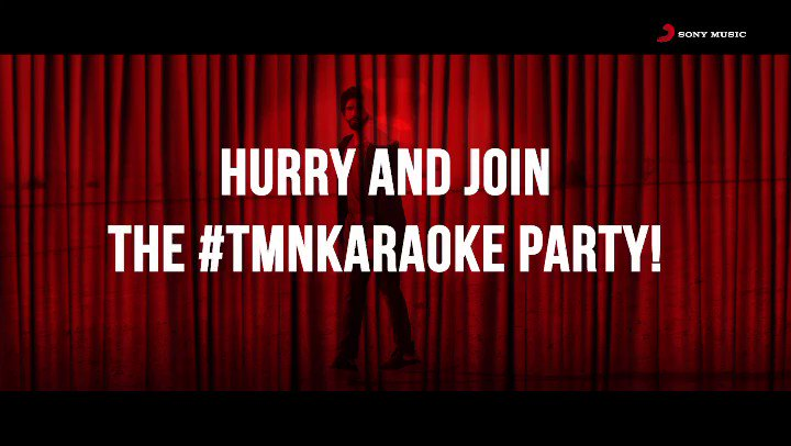 We can't stop listening to all your #TMNKaraoke entries ❤️❤️ Keep tagging us in all your videos! @AmaalMallik   Steps: 1) Record a video of you singing TMN with the karaoke track  2) Upload your video using #TMNKaraoke and tag @sonymusicindia  3) Contest ends on Dec 1