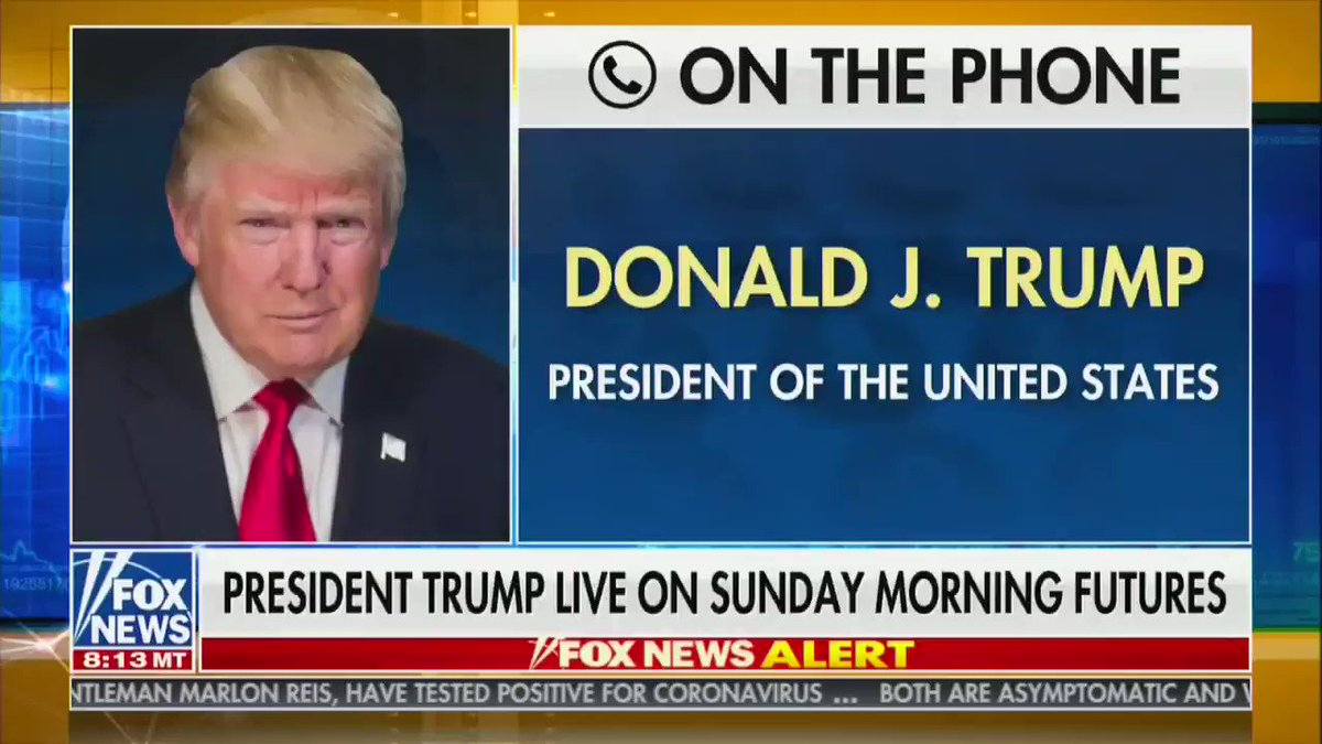 """Trump whines to Maria Bartiromo about the """"massive dumps"""" he says cost him the election"""