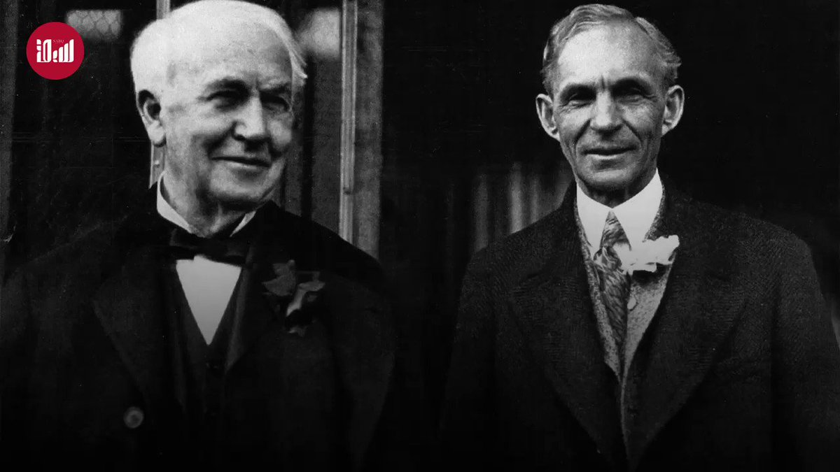 """ما نعيش فيه اليوم من اختراعات كان وراءه صراعات وحروب شرسة بين العلماء..  نبذة عن """"حرب التيارات"""" التي دارت بين """"توماس إديسون"""" و""""نيكولا تسلا"""" في سبعينيات القرن التاسع عشر.  #لنتذكر"""