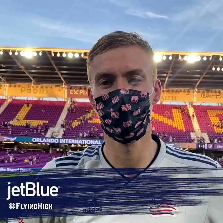 """We're so happy, I don't even know what to say"" - Adam Buksa  #NERevs 
