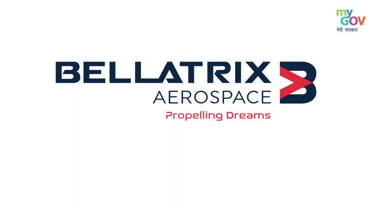 Congratulations to @BellatrixAero on winning the National Award! I am truly humbled & honoured to be able to play a small part in India's contribution to global space technology & innovation as an investor and well wisher. #JaiHind twitter.com/bellatrixaero/…