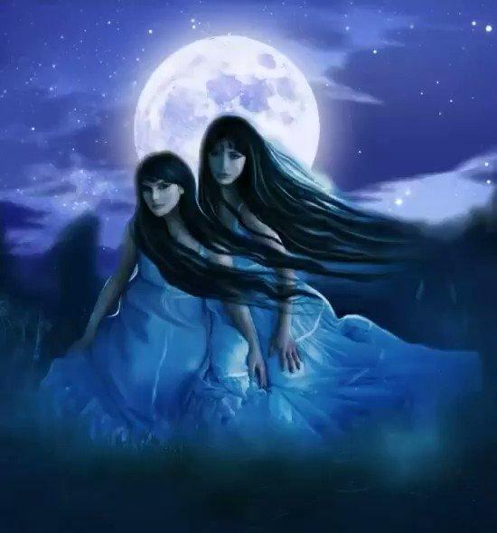 Happy Full Moon #moonlovers 🌕 #geminifullmoon ♊ #fullmoon