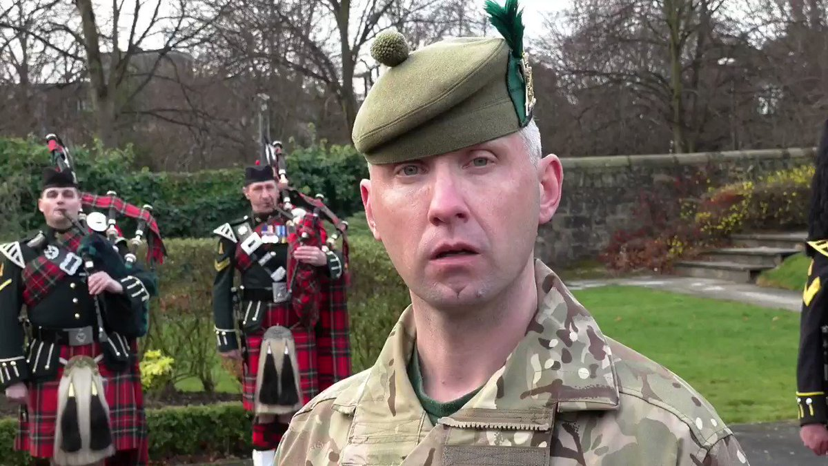 Happy St. Andrews Day 🏴 to all Scots at home and abroad, especially our soldiers deployed across the World, defending the nation. #StAndrewsDay