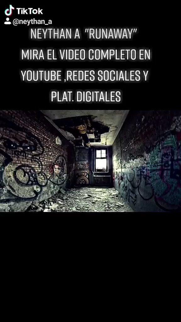 """NEYTHA  A , """"runaway"""" , toda mi musica en todas las plataformas digitales y redes sociales    #music #Mundo #Argentina #Tbt #reggaeton #love #LIVE #single #model"""