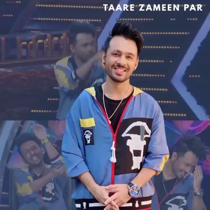 @TonyKakkar ❤️💙 I love you handsome ❤️and That naagin dance was the best part from yesterday's episode🙈😛 #TaareZameenPar ✨ Mon-Sat at 6:30 Pm only on @StarPlus ⭐ @jonitamusic @nikuld @Shankar_Live #jonitagandhi #shankharmahadevan #TonyKakkarLive #TonyKakkar #TonyFam