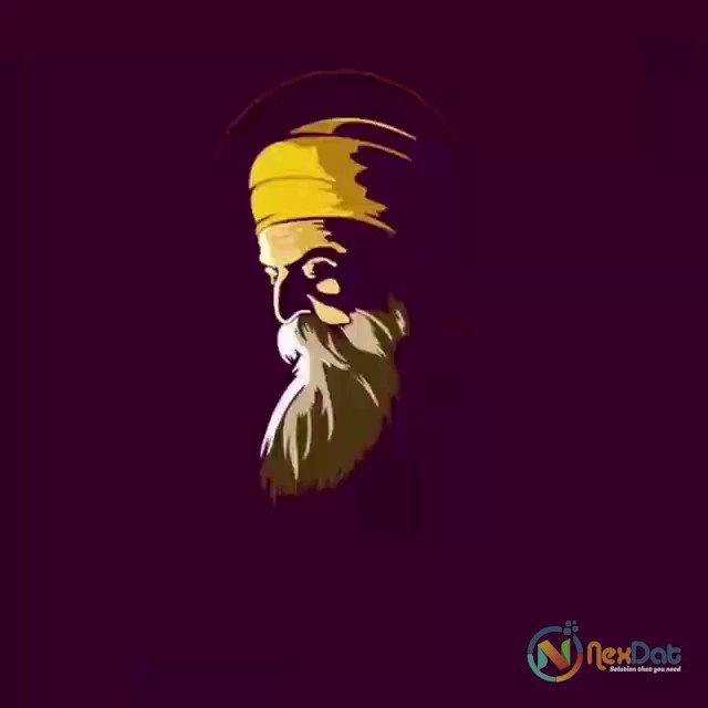 """May lord Guru Nanak Dev ji inspire you to achieve your goals in life and help maintain peace and tranquility. To you and your family, a very Happy Gurpurab.""🙏 . . . . . . #gururandhawa #gurpurab #happydiwali #happy #wish #wishes #uk #london #farmer"