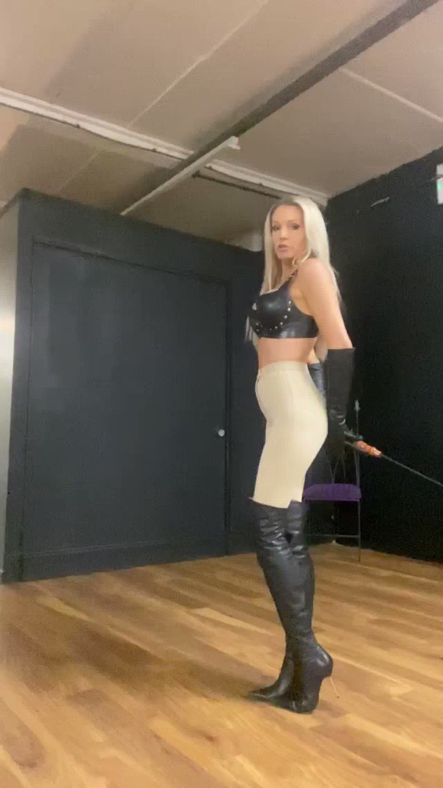 Someone is Enjoying my Content! You should, too! pov dressage whip tease iwe.one/eAQJm