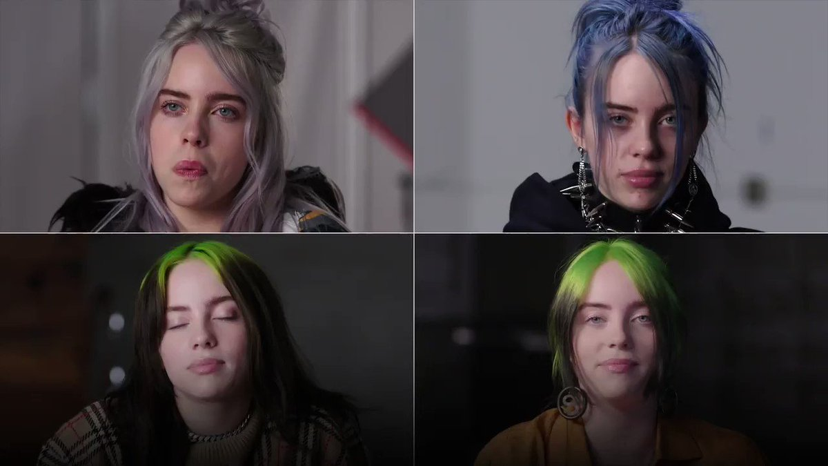 @billieeilish's photo on Billie Eilish