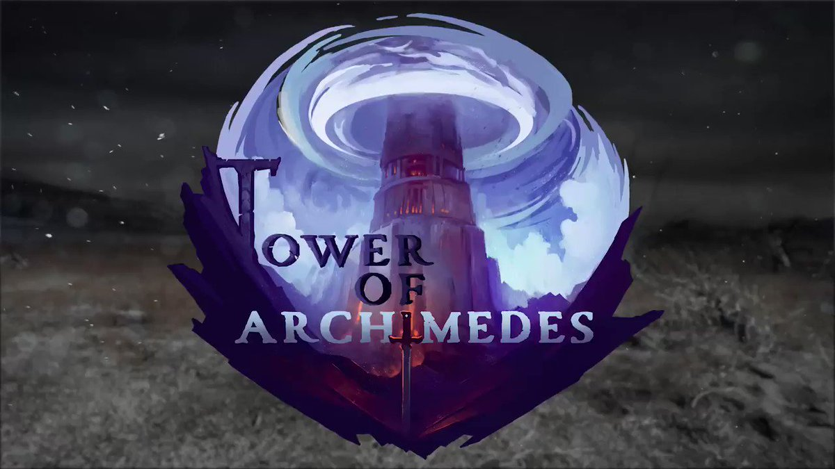 BrettUltimus - Today at 4pm EST - we are BACK with D&D all this week!  Starting with our dystopian game - Tower of Archimedes!  Our heroes fight against the tower entry defense systems - but will they emerge victorious?  Starring @SummersSalt @djarii @laurelrothamel @bluejay_712 @goldentot