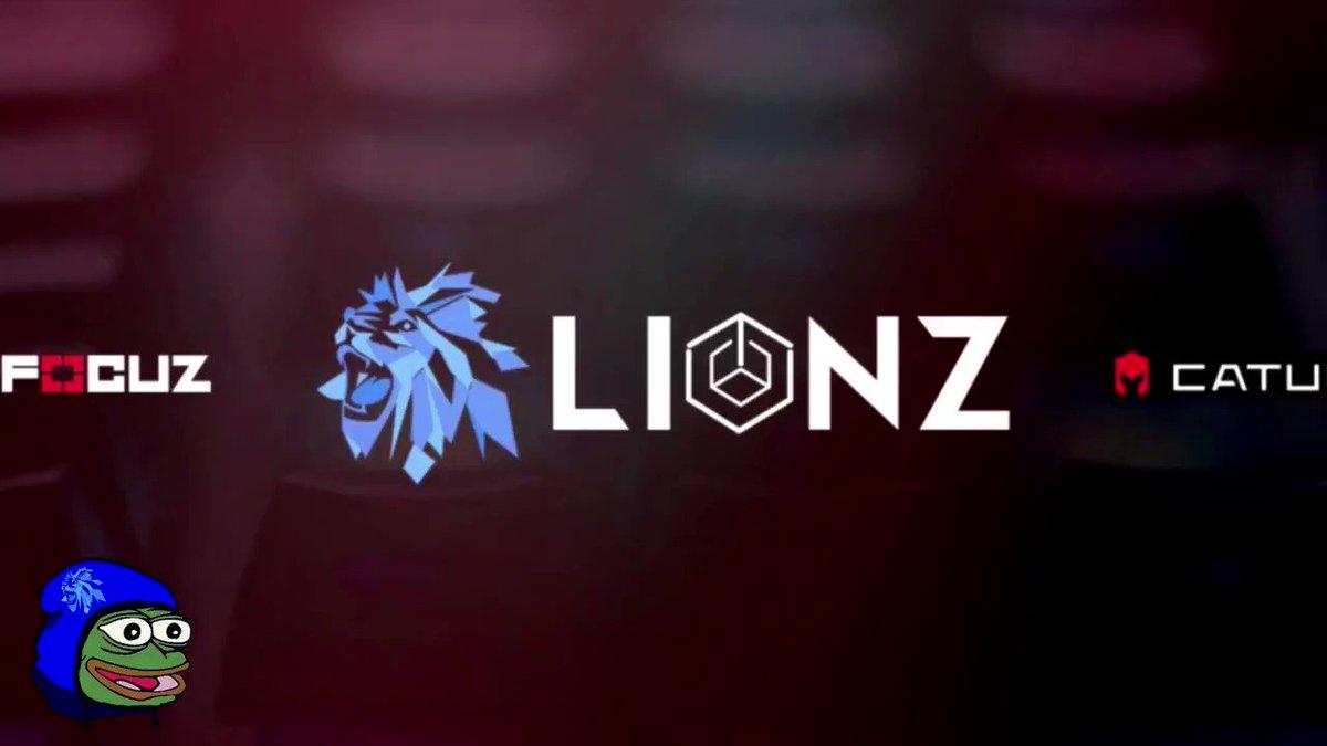 Nun kann ich endlich bekannt geben was in den letzten Wochen so hinter den Kulissen ablief: ich gehöre nun offiziell zu @LionZch :D Bin gespannt was die Zukunft und die Zusammenarbeit so bringt 🥳 https://t.co/E7zLdn1SSK
