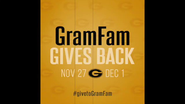 How about these great gifts or treats for yourself?  Bid on or buy a Steph Curry 5-Piece Set,  a Kobe Bryant 5-Piece Set, the autographed GSU Cap worn by Peyton Manning in Capital One's #TheMatch, and more!  Visit  now!  #GiveToGramfam