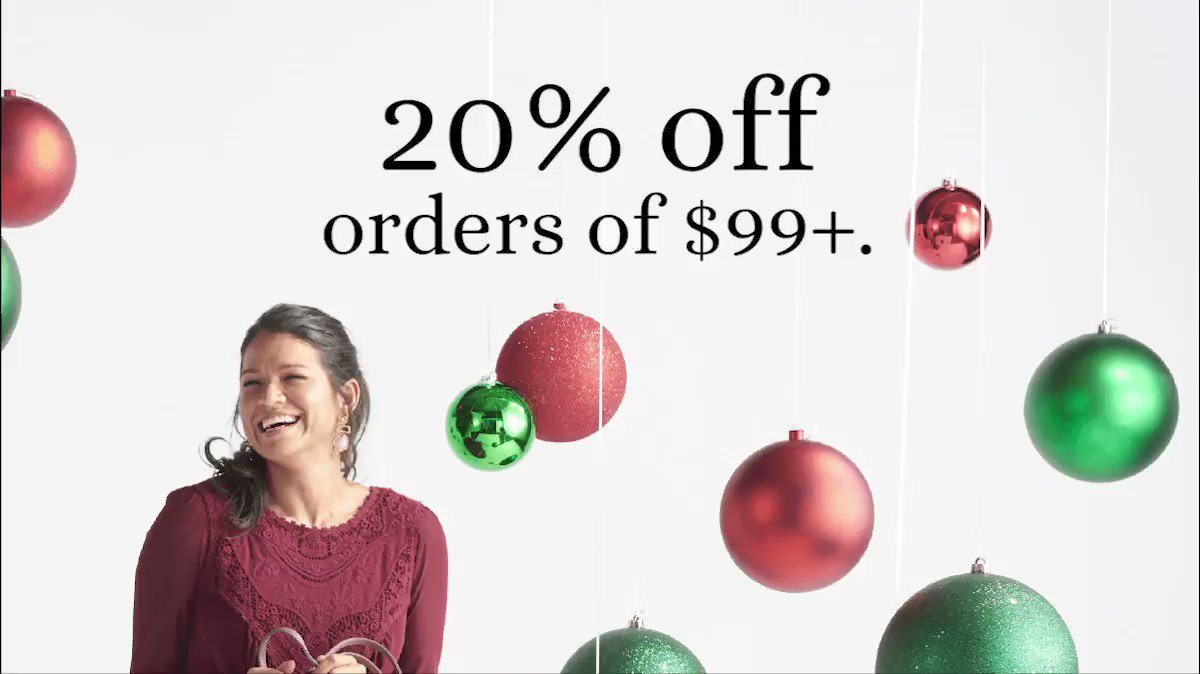 Just when you thought the deals were over! Shop with us on this Cyber Monday and receive 20% of orders $99+ with code: CYBER20 🛍️😀