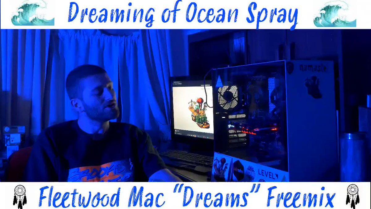 This is a rapper singing with no auto tune. #dreamsstarthere #dreamsupport #fleetwoodmac #DreamsComeTrue #Dreams_Come_True
