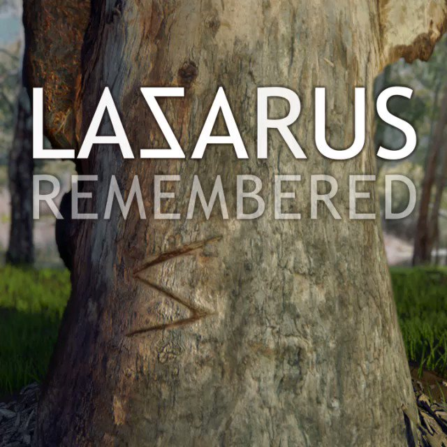 Here it is! The trailer for #lazarusremembered, audiobook available January 2021. A story told with words and music, featuring 13 original songs and narration by @FTomlinson90.  For more news and exclusive offers join my mailing list