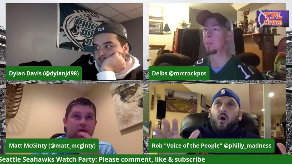 Eagles vs Seahawks Post Game Show - DOUG PEDERSON HAS GOT TO GO  @mrcrockpot, @Philly_Madness, @dylanjd98 & @matt_mcginty discuss the top takeaways from the Eagles 23-17 loss to the Seahawks  I #FlyEaglesFly I #CarsonWentz I #DougPederson I #PHIvsSEA I