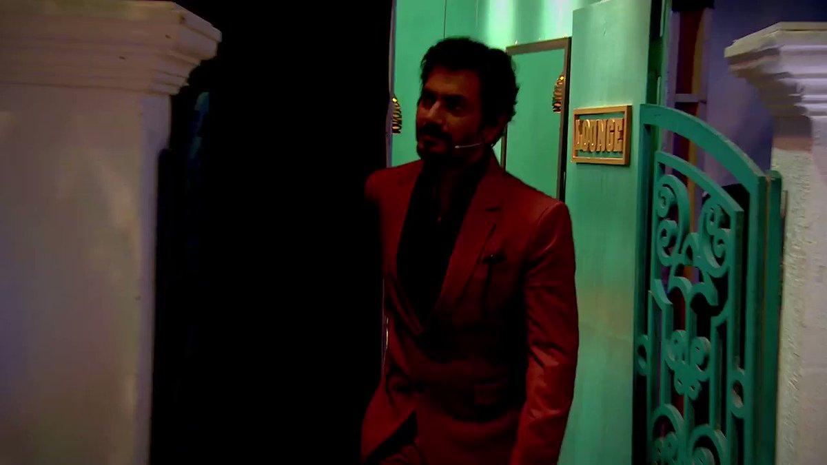 Nawazuddin Siddiqui gets Kapil Sharma laughing out loud with his version of comedy!   #TheKapilSharmaShow Sat-Sun at 9pm on #SonyTVUK.   #Comedy #KapilSharma #Fun #Laughter #Entertainment #TKSS #NawazuddinSiddiqui