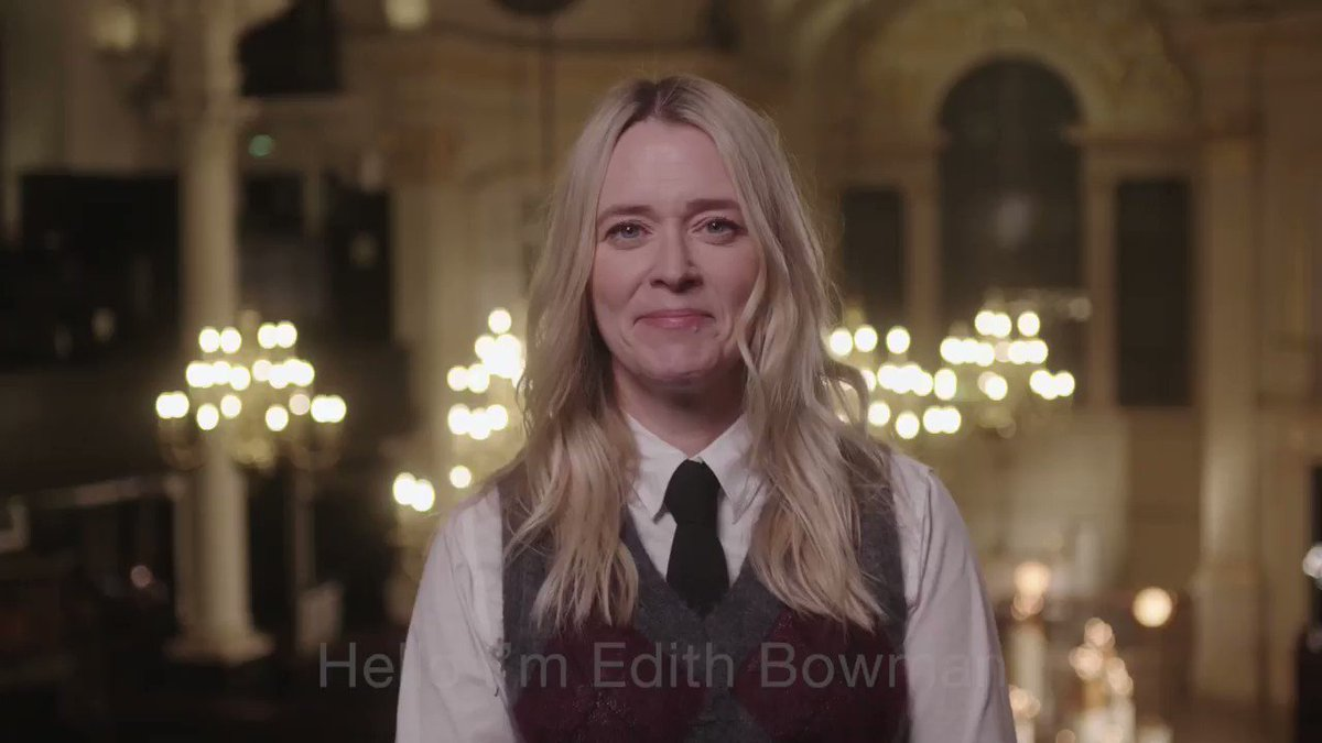 A special message from @edibow - who is hosting our #HomeHopeSong virtual carol concert this Thursday🎄 If you fancy watching (or singing along) from the comfort of your own home, then grab yourself a free ticket! shltr.org.uk/ilp