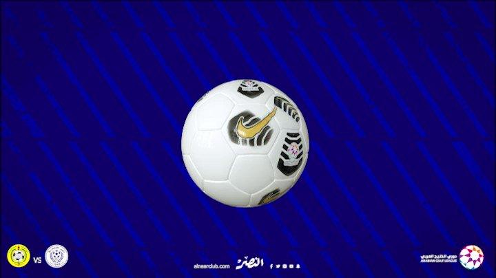 ⏱15   النصر 0-1 اتحاد كلباء #اتحاد_كلباء_النصر