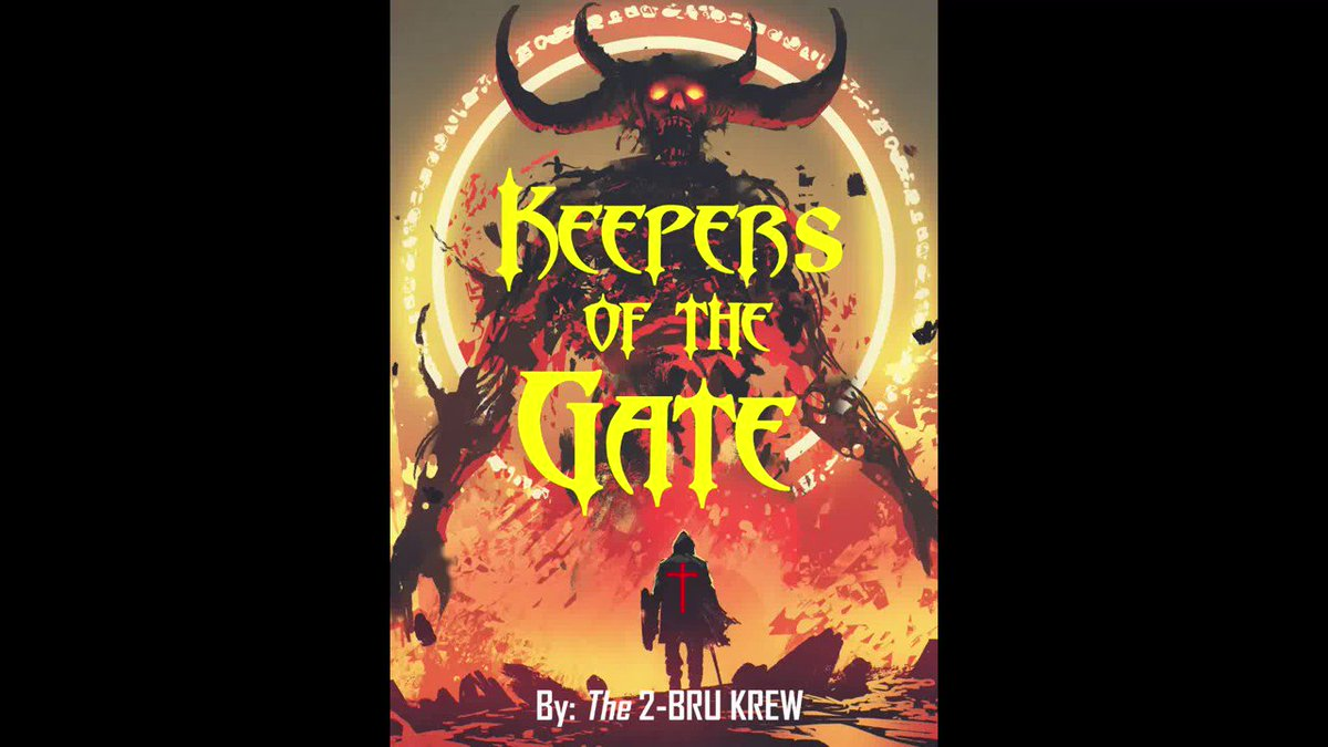 """Take a bite out of a chilling #vampire #horror novel that will give you nightmares as you face the shocking truth about these demons that's more frightening than any fiction! Read """"Keepers Of The Gate"""" if you dare! Only .99 on #Kindle!  #tuesdaymotivations"""