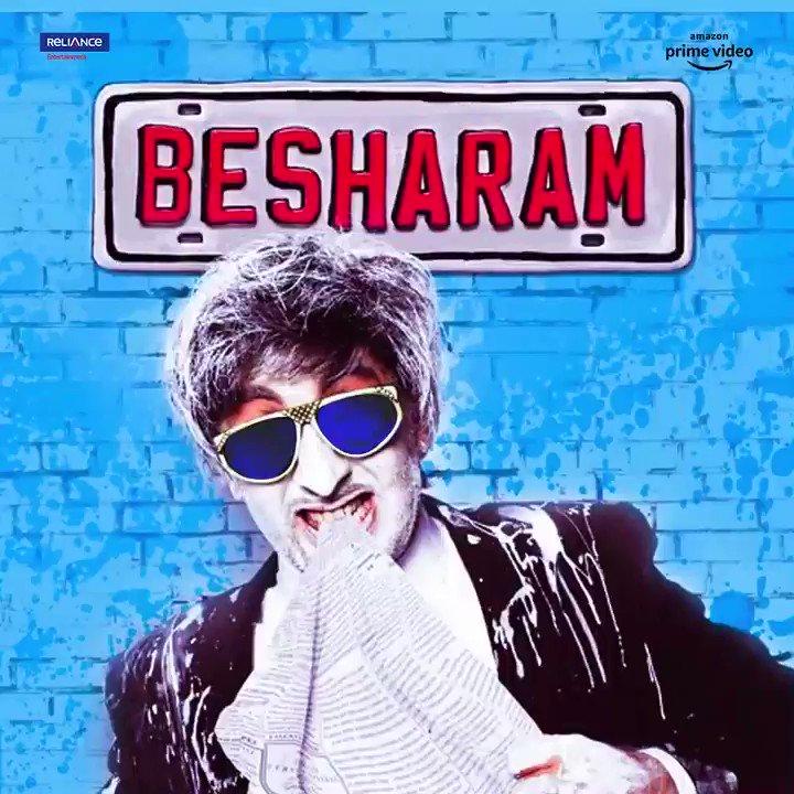 Babli ki duniya hai badi rangeeli! Watch him in #Besharam on @PrimeVideoIN.    #RanbirKapoor #RishiKapoor #NeetuSingh @pallavisharda @onlykashyap @jaavedjaaferi